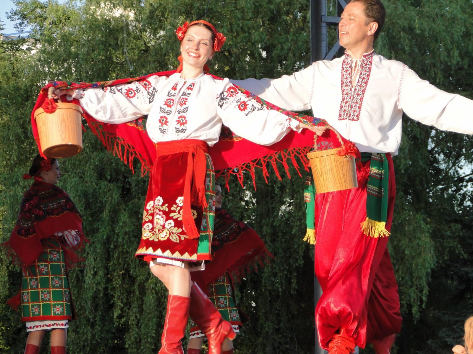 Украинские народные песни — колядка рiздвяна.